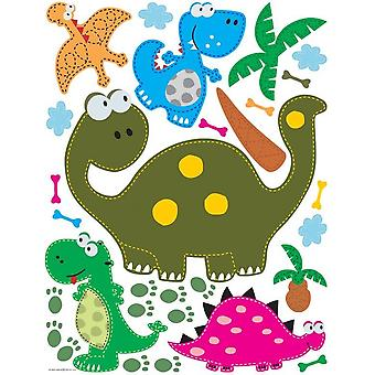 Dinosaurs Adhesive Decoration Nursery
