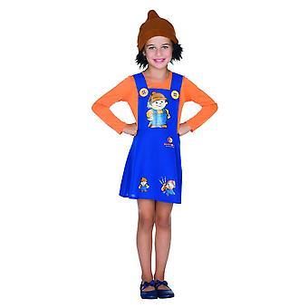 Mainzelmädchen Anton kjole kostyme barn Mainzel mannlige TV Carnival