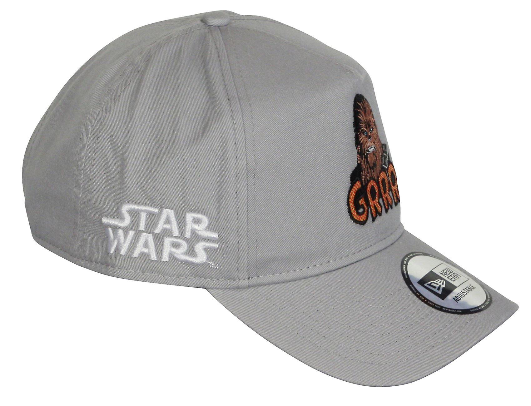 New Era and Star Wars Adjustable Cap  ~ Chubacca
