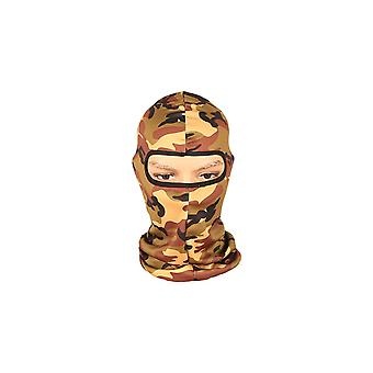Maskerad mask, Skidmask MC mm Kamoflage Camo MJ-007B
