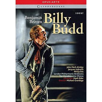 B. Britten - Billy Budd [DVD] USA import