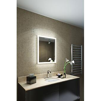 Cara Shaver Edge LED Bathroom Mirror with Demister & sensor k1416i