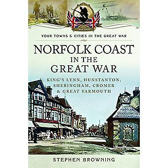 Norfolkin edustalla suuri sota - Salo - Hunstanton - Sheringham