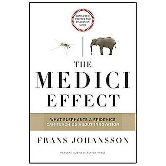 The Medici Effect - With a New Preface and Discussion Guide - What Ele