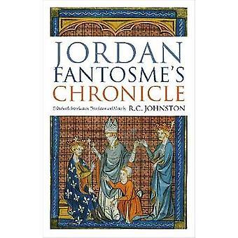 Jordan Fantosme's Chronicle by Jordan Fantosme's Chronicle - 97819109