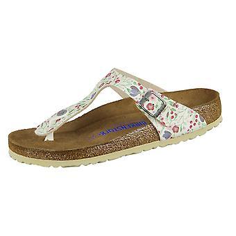 Birkenstock Gizeh Sfb 1012770 chaussures universelles pour femmes d'été