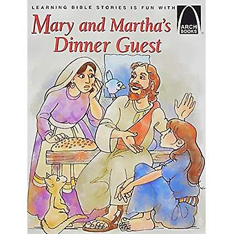 Mary and Martha's Dinner Guest (Arch Books (Paperback))