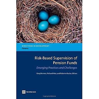 Riskeihin perustuva valvonta eläkerahastot: uudet käytännöt ja haasteet (ohjeet kehittäminen)