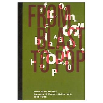 Från viskning till Pop: aspekter av Modern brittisk konst, 1915-1965
