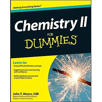 Chemistry II For Dummies (For Dummies (Lifestyles Paperback))