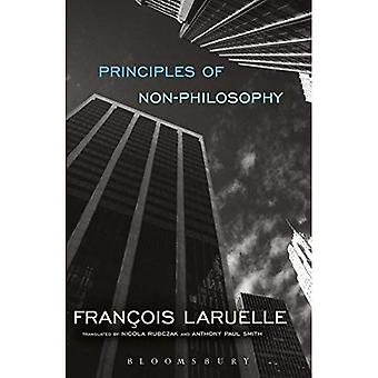 Principerna om icke-filosofi