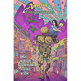 Amelia Cole en de onbekende wereld