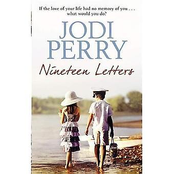 Negentien Letters: Een prachtig liefdesverhaal dat zal uw adem weg te nemen