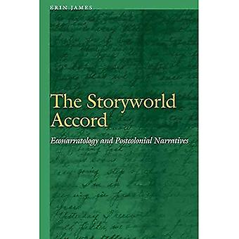 The Storyworld Accord: Econarratology and Postcolonial Narratives (Frontiers of Narrative)