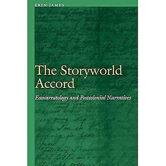 El acuerdo Storyworld: Econarratology y narrativas Postcolonial (fronteras de la narrativa)
