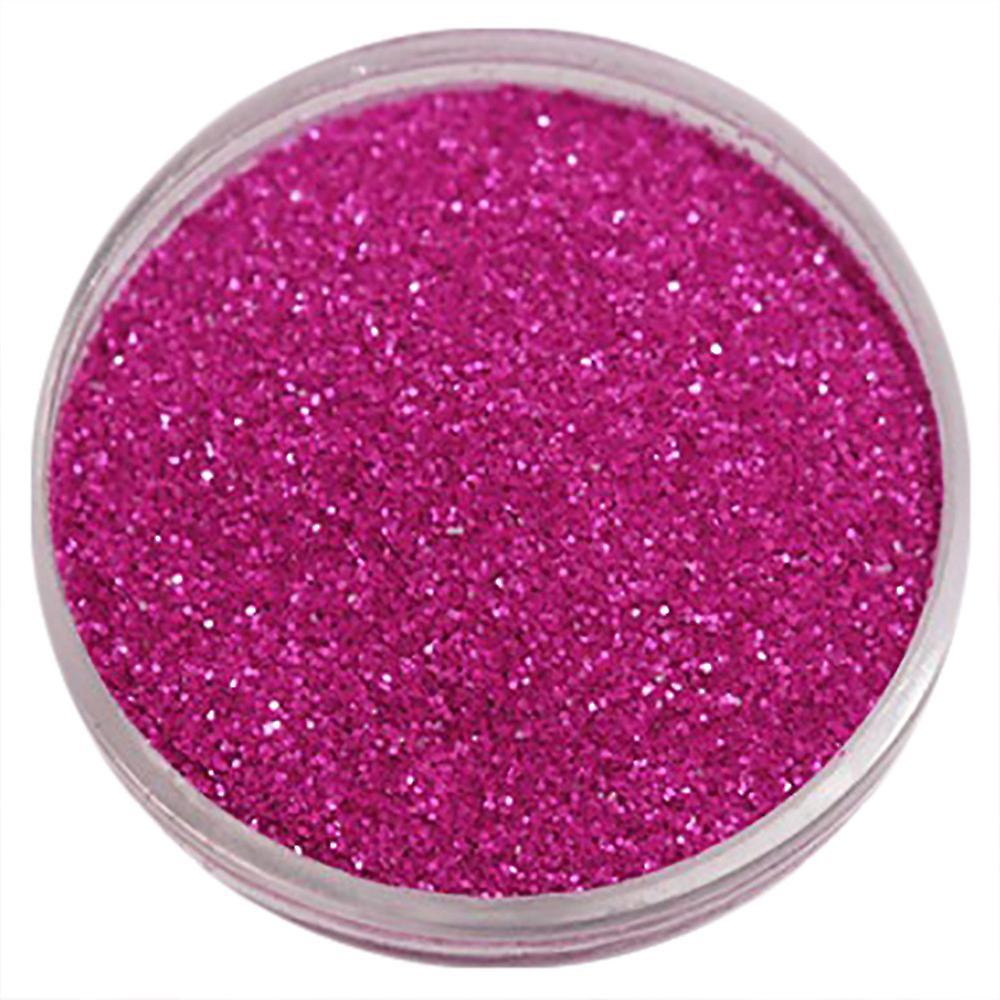 stk. finkornet glitter lilla (Matt)
