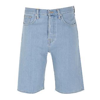 Shorts in Denim blu Edwin Giappone ED-45