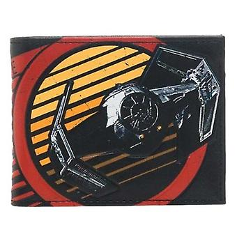 Star Wars Battle Ship Galactic Empire Bi-Fold Wallet