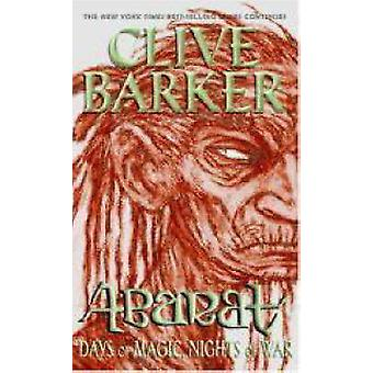 Abarat - Days of Magic - Nights of War by Clive Barker - 9780060596385