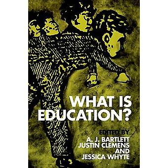 What Is Education? by Adjunct Research Fellow at the Research Unit in