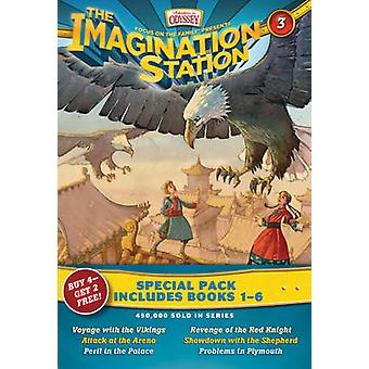 Imagination Station Special Pack - Books 1-6 by Marianne Hering - Paul