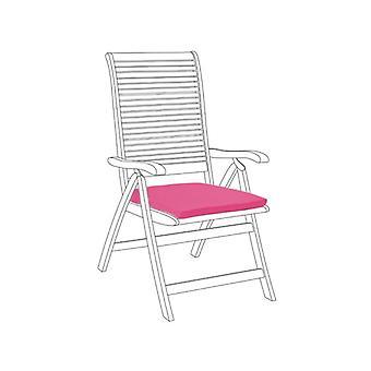 Gardenista® Pink Water Resistant Seat Pad