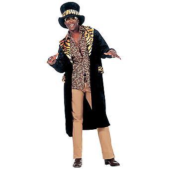 Big Daddy kostuum (jas hoed)