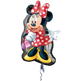 Amscan Minnie Mouse Supershape Balloon
