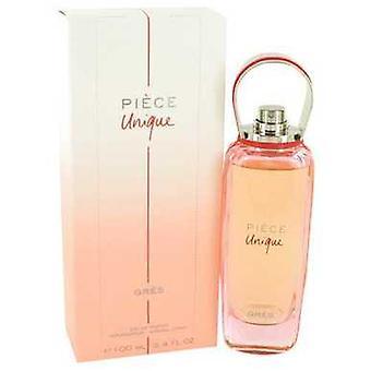 Piece Unique By Parfums Gres Eau De Parfum Spray 3.4 Oz (women) V728-533148
