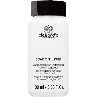 Alessandro Soak Off Systems - Professional Soak Off Liquid 100ml