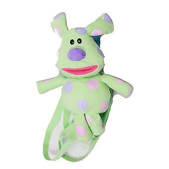 Plush Backpack - Blue's Room - Polka-Dots Plush New Soft Doll Toys