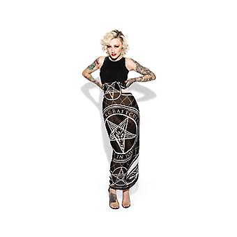 Blackcraft cult - believe in yourself - sheer scarf / sarong