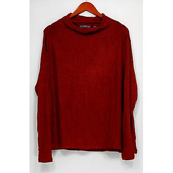Dennis Basso suéter tejido perforado drapefrontal cardigan negro A262923