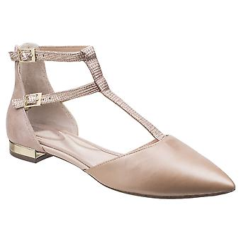 Rockport Womens Adelyn T Strap Shoe Blush