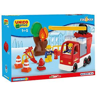 Unico Plus Unico 43 Fire Truck Parts (Babies and Children , Toys , Constructions)