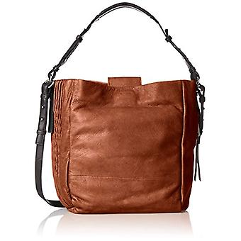 Marc OPolo Twentyeight - Women Braun Shoulder Bags (Amber) 15x33x40 cm (B x H T)