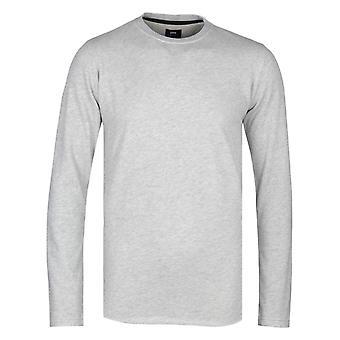 Edwin Terry grå Marl Crew Neck T-shirt