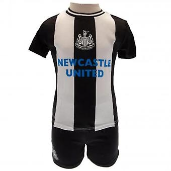 Newcastle United Baby Kit T-Shirt and Shorts Set | 2019/20 Season