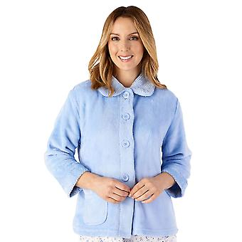 Slenderella BJ4300 Women's Housecoats Bedjacket