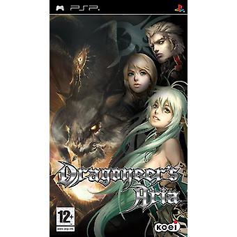 Dragoneers Aria (PSP)-nieuw
