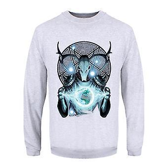 Requiem Collective Mens Infernal Messenger Sweatshirt