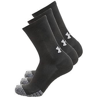 Under Armour Herren Socken HeatGear® Crew 3er-Packung 1346751