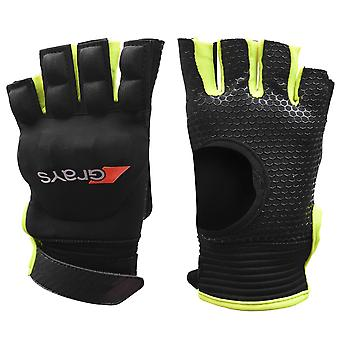 Grays Adult Unisex Anatomic Pro Warm Padded Hockey Sports Gloves
