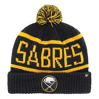 47 Brand Knit Winter Hat - CALGARY Buffalo Sabres