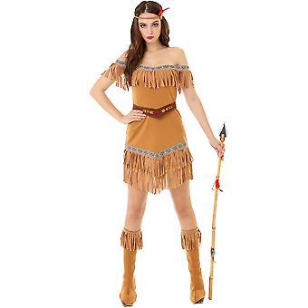 Hide Huntress Adult Costume, M