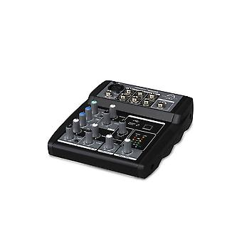 Wharfedale Pro Wharfedale Connect 502 Usb Mixing Desk