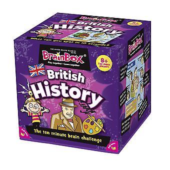 BrainBox - British History (55 Cards)