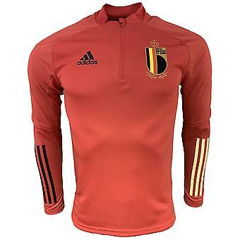 2020-2021 Belgium Adidas Training Top (Red)