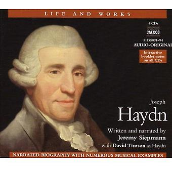 J. Haydn - The Life and Works of Joseph Haydn [CD] USA import