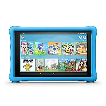 "Amazon Fire HD 10 Kids Edition Tablet 10.1"" 1080p Full HD Display 32GB Blue Kid-Proof Case"
